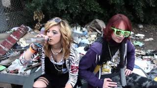 Ke$ha - Sleazy (OFFICIAL VIDEO) Ft. Ke$ha and Ke$h-Uhh