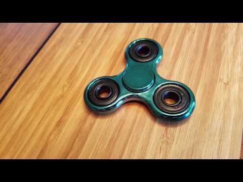 FIDGET SPINNER on PLAYSTATION 4