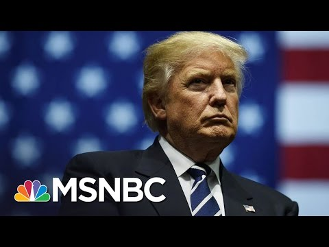 Subject Of Michael Flynn Seems To Panic President Donald Trump | Rachel Maddow | MSNBC