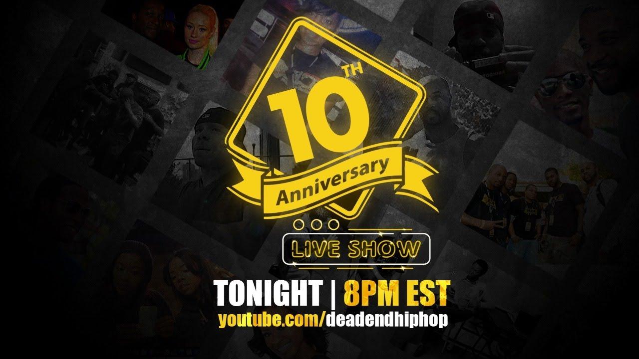 10th Anniversary Live Show