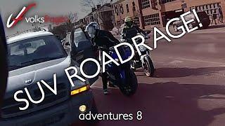 SUV Road Rage with Motorcycle snowcatxx87 | volksfragen adventures 8