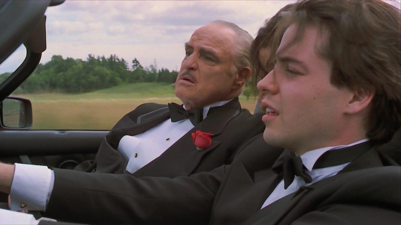 The Freshman (1990)    Marlon Brando, Matthew Broderick