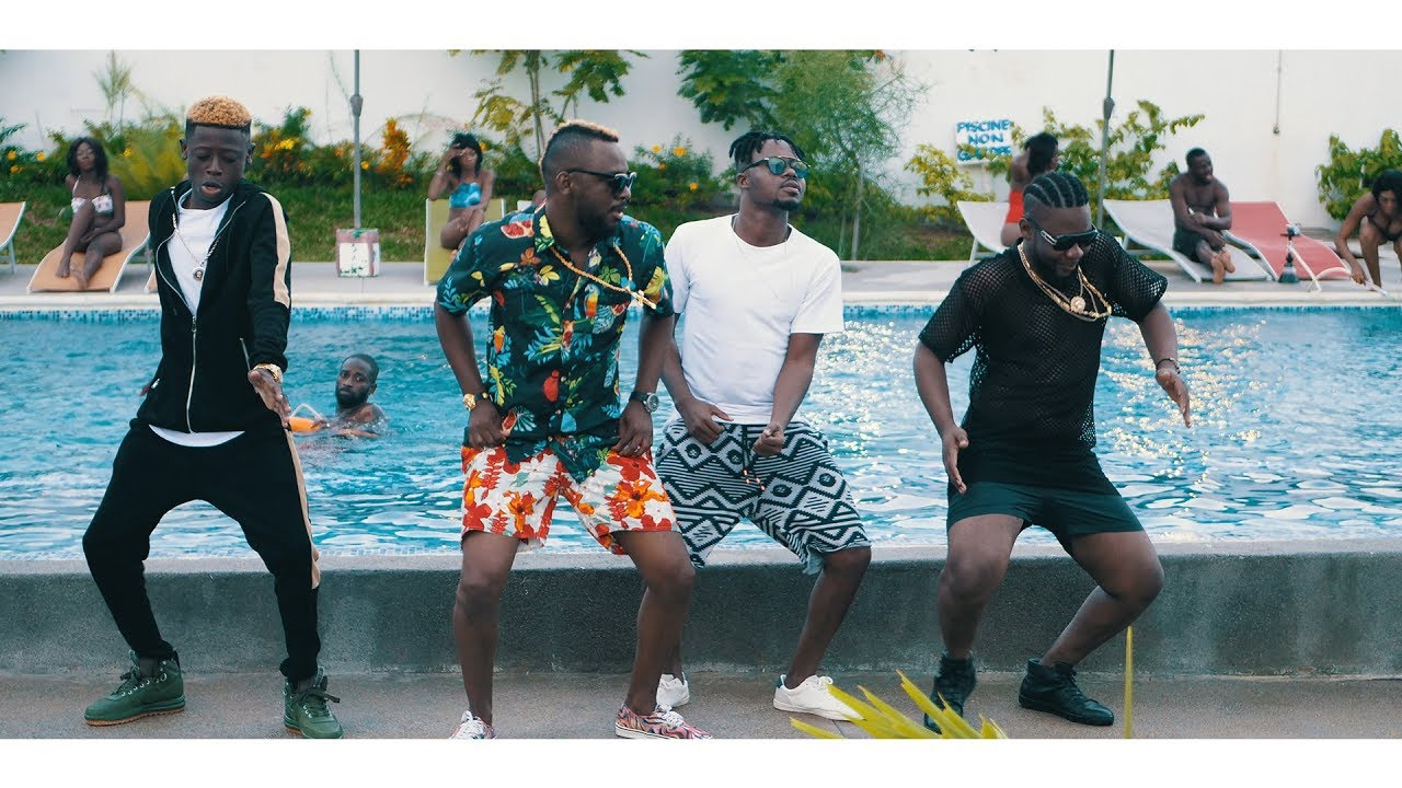 Download All Stars 18 Avril - On est Frais (Clip Officiel) Directed by Perfection 4 Motion