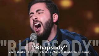 RHAPSODY - MISTER FELICITA'