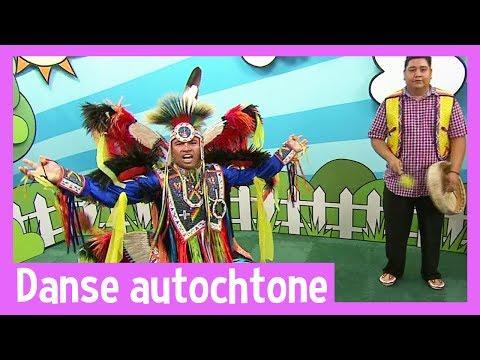 Danse autochtone - LA DANSE DES PLUMES