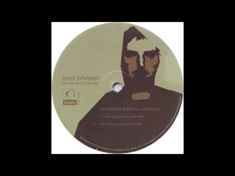 Dave Barker & Brett Johnson - Temptation And Lies  [OFFICIAL]
