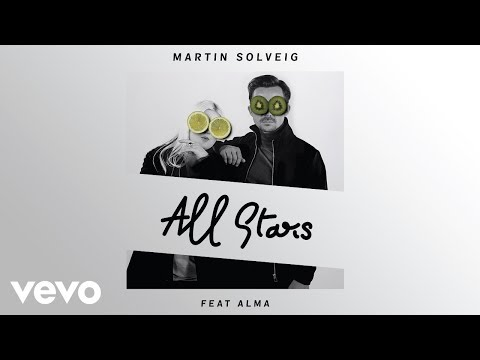 Martin Solveig - All Stars   ft ALMA