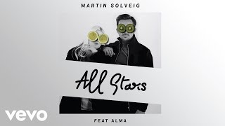 Gambar cover Martin Solveig - All Stars (Official Preview) ft. ALMA
