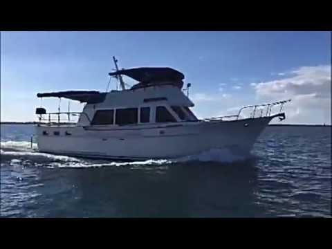 Island Gypsy 44 aft cabin SOLD by Peter Hansen Yacht Brokers