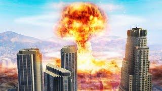 WORLD'S BIGGEST NUCLEAR BOMB! (GTA 5 Doomsday Heists DLC)