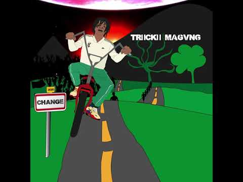 Youtube: Triickii Magvng – Change (Single Audio)