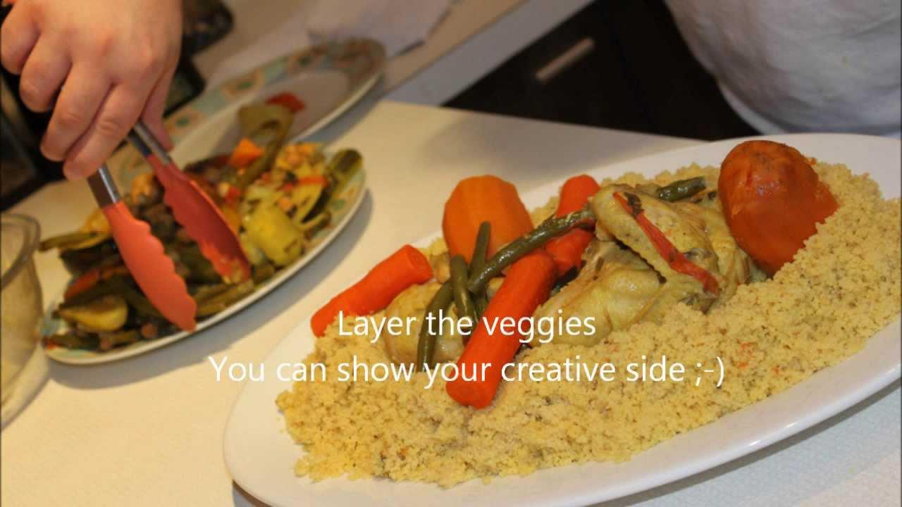 Easy moroccan couscous recipe youtube easy moroccan couscous recipe forumfinder Gallery