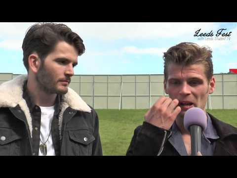 Hudson Taylor Interview