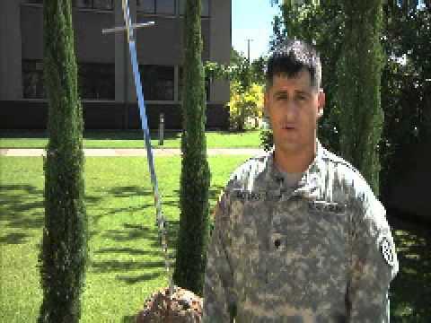 2011 Thanksgiving Greetings:  Spc. Adrian Collins - Yuma, AZ