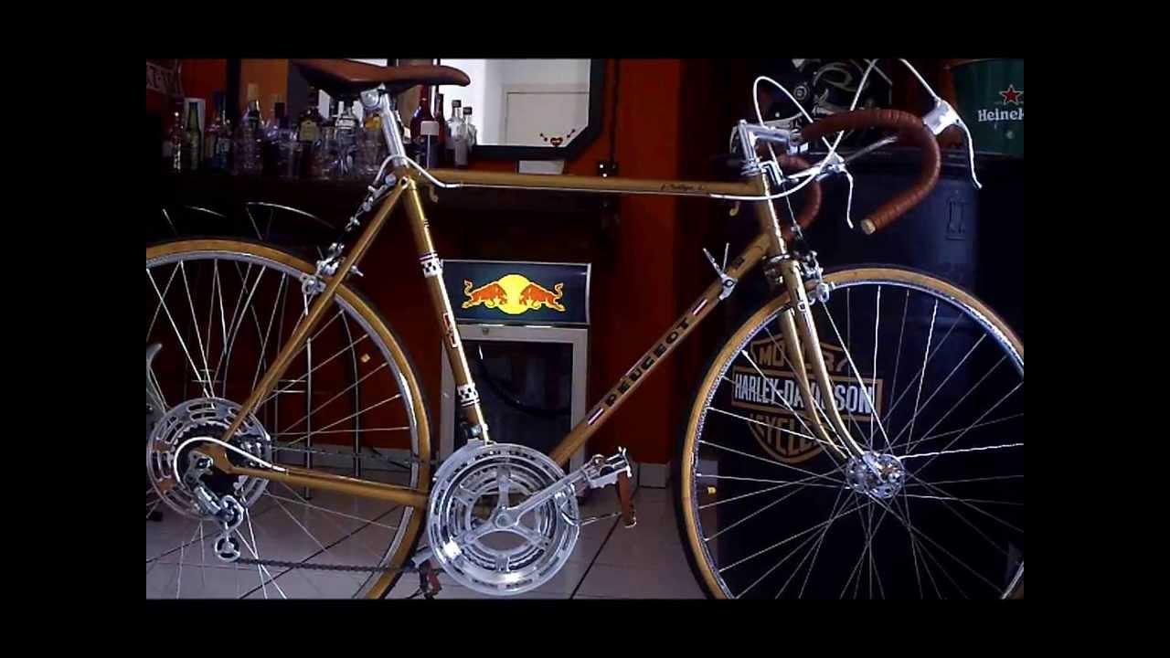 restoration bicycle peugeot prestige 10 made in brazil. Black Bedroom Furniture Sets. Home Design Ideas