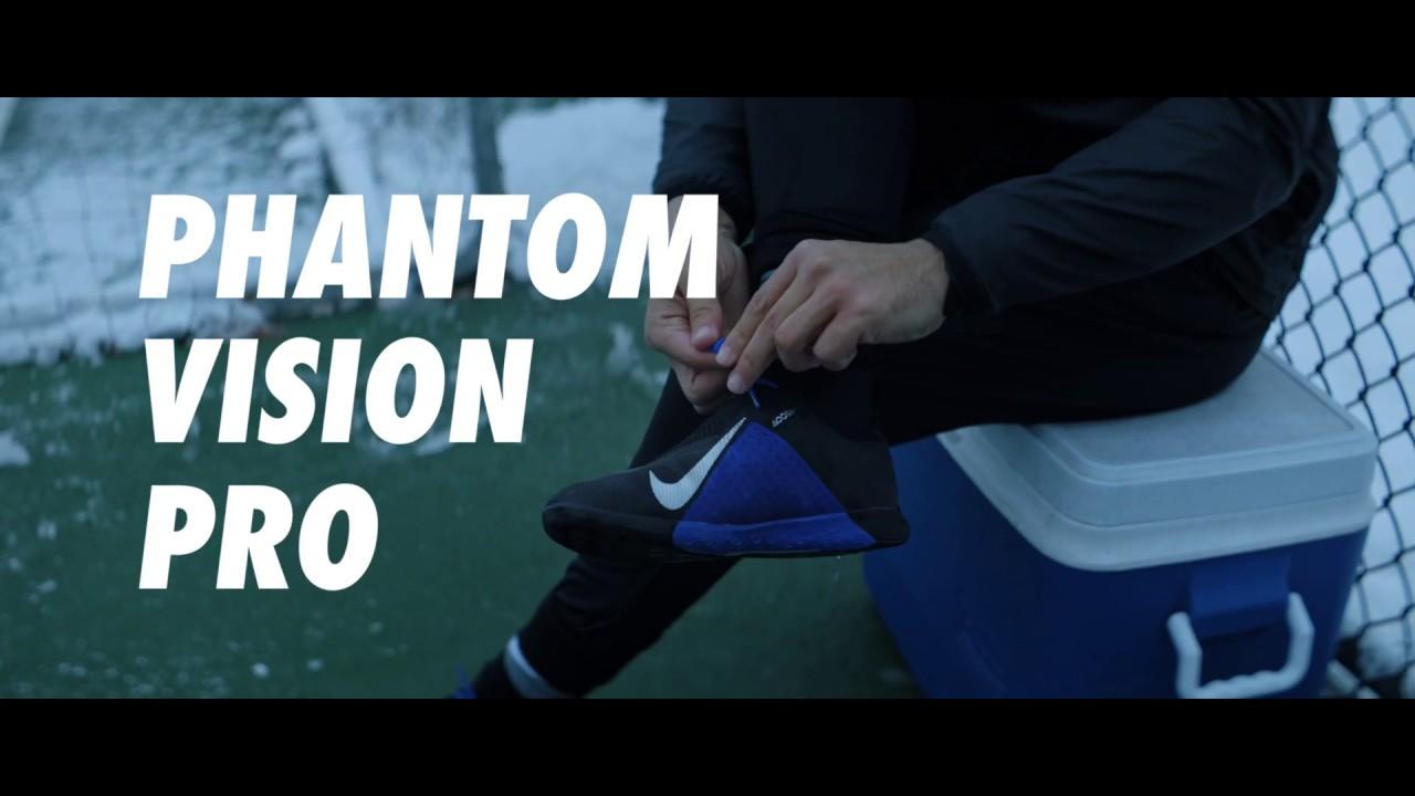 new concept outlet store best website Gazelle Sports Soccer | Nike React Phantom VSN Pro Commercial