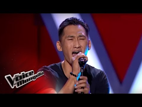 "Sainbileg.B - ""Dakota"" - Blind Audition - The Voice of Mongolia 2018"