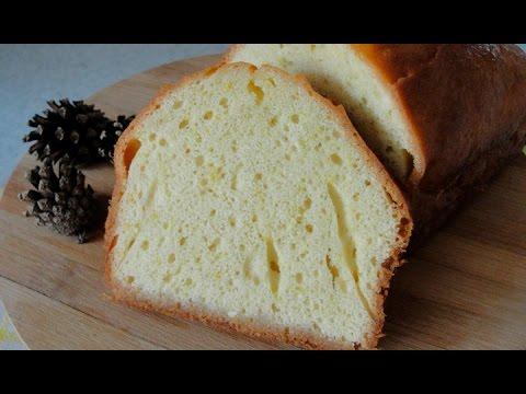 Вкусный домашний кекс - очень простой рецепт