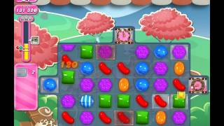 Candy Crush Saga Level 2065 ( New with 40 Moves ) No Boosters 2 Stars