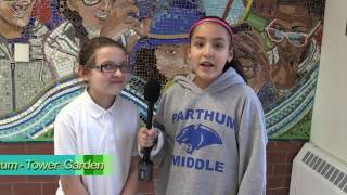 Parthum Middle School Tower Gardens 2017