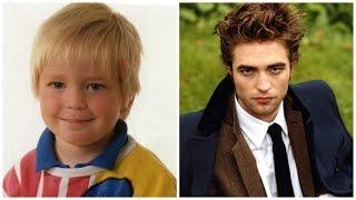 Сумерки - актеры в детстве, юности и сейчас