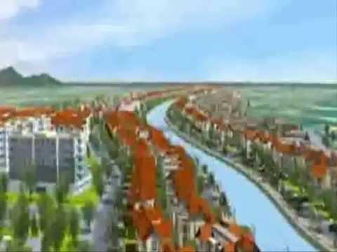 [Nhadatsamson] Quy hoạch khu đô thị Sông Hạc TP.Thanh Hóa