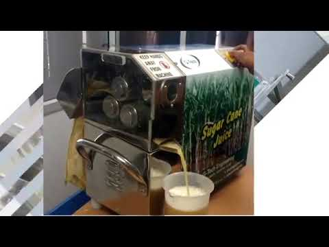 Sugarcane Juice Machine- TT-1000 TB