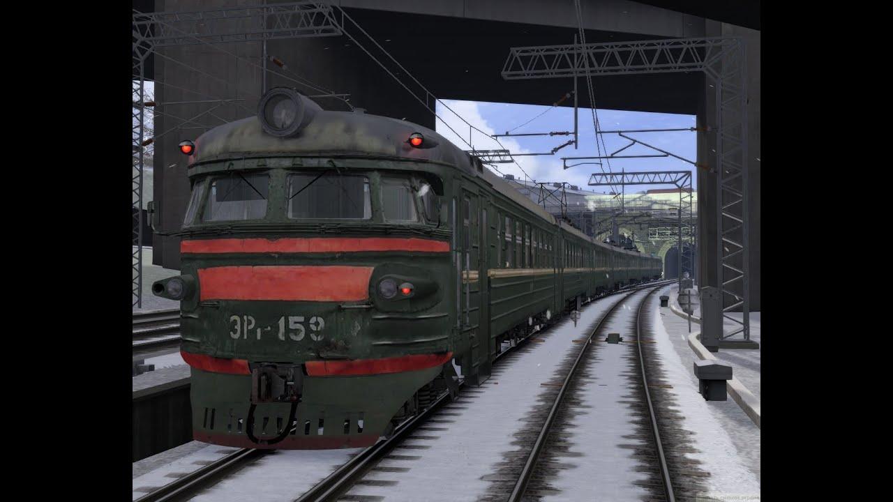Симулятор русская электричка игра скачать