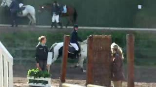 Susanna Klingstedt på Lacergame vår fin ponny. Miss u!