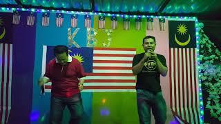 Yang Sedang-sedang - Bro Edy & Mamat rapid bersama Senamtari Kbj Cafe