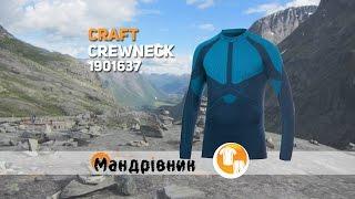 Термобелье Craft Warm 1901637 Crewneck men