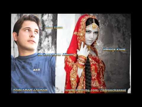 Hadiqa Kiani feat Irfan khan    Nishta Dildar Nishta  Pashto New song 2011 Da Zra Qarar Nishta