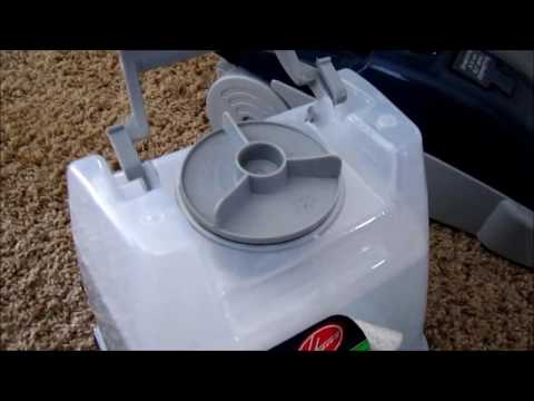 How to Clean Carpet with a Hoover SmartVac Carpet Cleaner