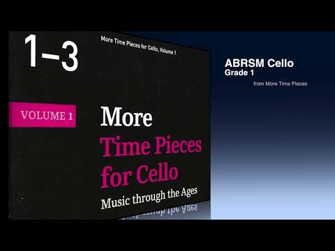 Berceuse (From More Time Pieces) - Piano Accompaniment