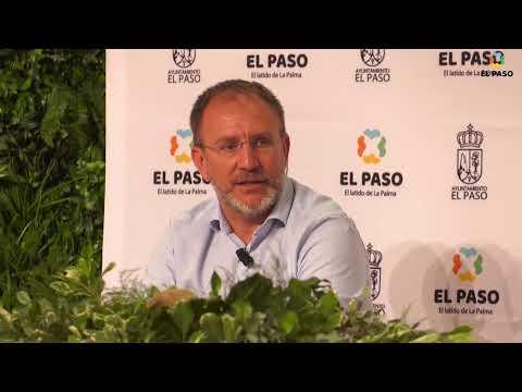 Presentación nueva marca ciudad: El Paso. El latido de La Palma