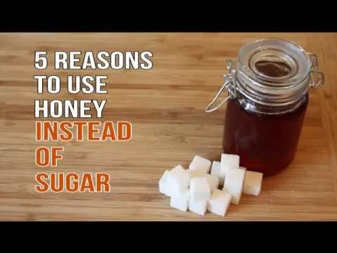 5 Reasons To Use Honey Instead of Sugar