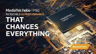 الإعلان رسميا عن المعالج MediaTek Helio P90، ويجلب معه الدعم لـ Google Lens و ARCore - إلكتروني