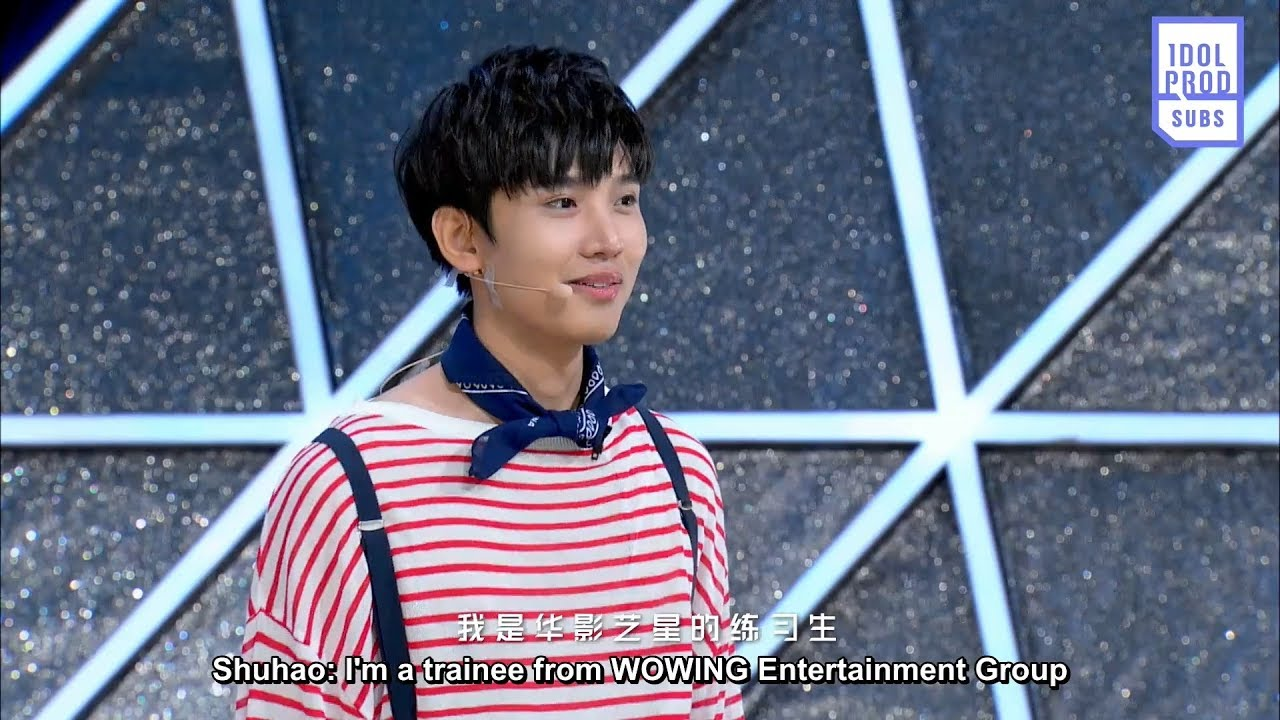 [ENG] Idol Producer EP2 Behind the Scenes: Appearance of the youth from  Thailand