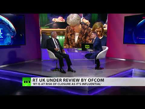 RT UK under review by Ofcom amid ongoing Skripal poisoning case