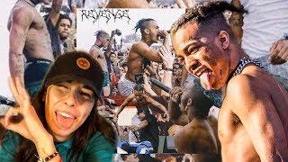 "XXXTentacion ""Tear Drop"" (Prod. by Ugly God) (WSHH Exclusive - Official Audio) REACTION"
