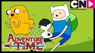 Adventure Time | The Jiggler Rocks Out With Finn and Jake 🎶 | Cartoon Network