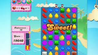 Candy Crush-Level 1162