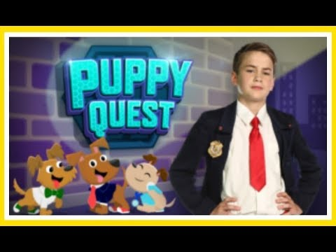 Odd Squad Puppy Quest! New Game! PBS Kids. Odd Squad Otis!