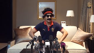 RCB Insider: MI v RCB Parody Press Conference