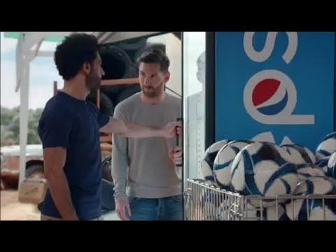 видео: Месси Салах Пепси