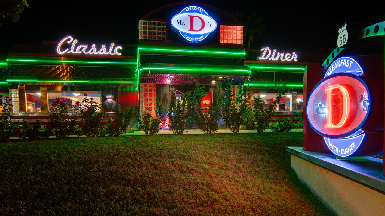 Mr D S Restaurant La Verne
