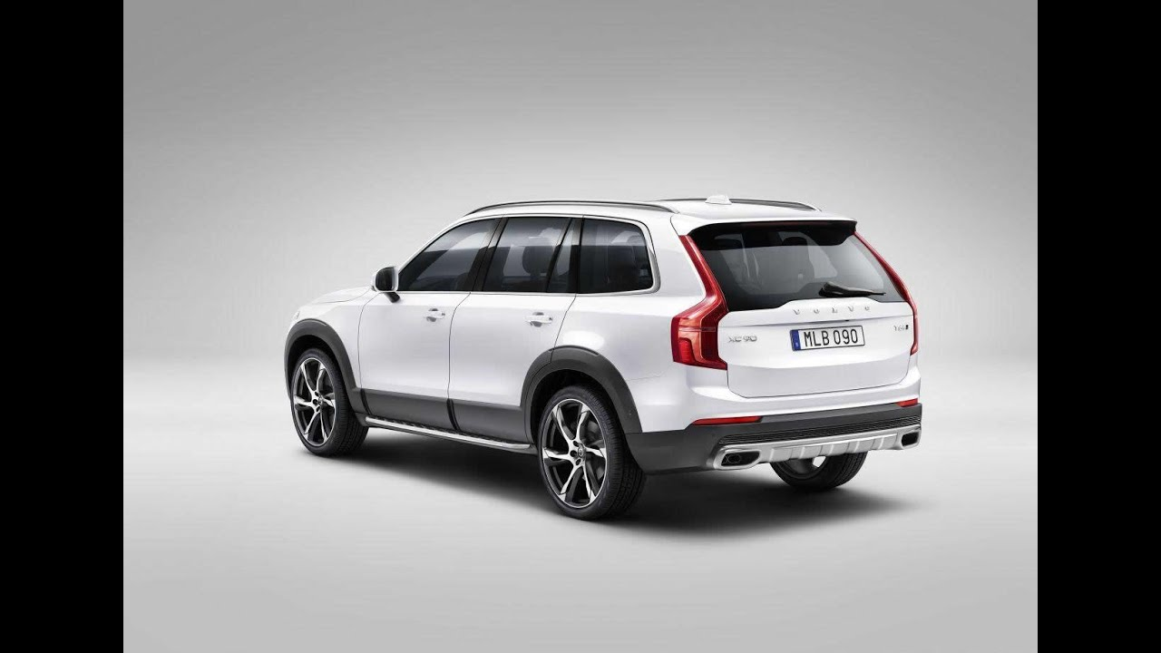2016 volvo xc90 suv exterior photos youtube. Black Bedroom Furniture Sets. Home Design Ideas