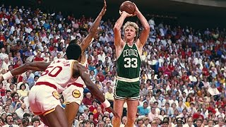 Larry Bird Top 10 Game Winners