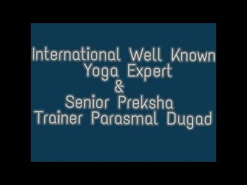 Any Neck Pain Problem Solution || International Yoga Expert || Parasmal Dugad