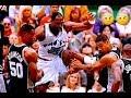 """NBA """"KungFu"""" Moments"""
